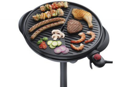 Test Elektrogrill Mit Haube : Steba vg 300 elektro barbecue hauben grill kugelgrill vergleich