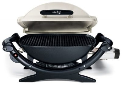 weber 386079 baby q100 gasgrill kugelgrill test dezember. Black Bedroom Furniture Sets. Home Design Ideas