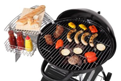 Tepro Holzkohlegrill Grill Kugelgrill El Monte 58 Cm : Tepro holzkohle kugelgrill el monte kugelgrill vergleich