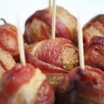 Moink Balls - Hackfleisch Bällchen in Schinken