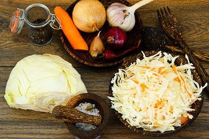 Sauerkraut und mehr